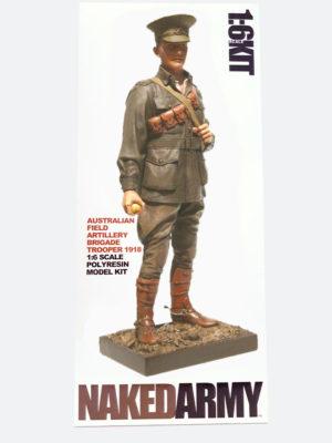 BULL - STRETCHER BEARER 2nd AIF NEW GUINEA 1943 - Naked Army